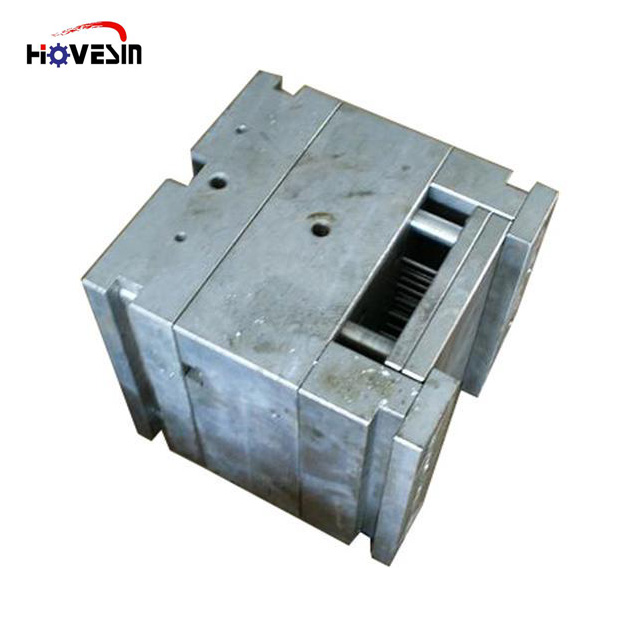 Competitive price and quality zinc die casting mould for zinc alloy die casting machine