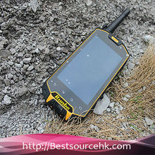 4.5inch Runbo X5 with walkie talkie and NFC;rugged android phone;smart phone