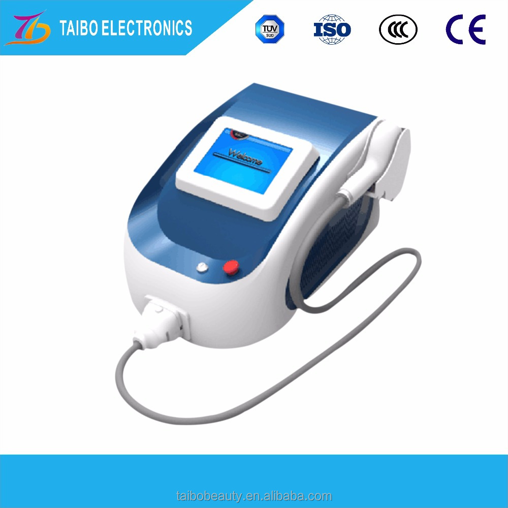 2015 Chrismas promotion USD1200!! Newly designed Portable 808nm diode laser hair removal machine