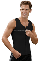 CORSET HK FOR MAN S TO 3XL WITH ZIP
