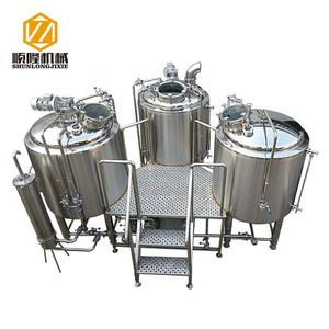 200l 300l 500l 1000l beer brewing equipment beer brewery system for sale