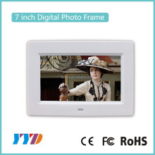 hot sale 7inch picture music digital photo frame