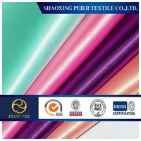 Alibaba china New Products Knitted stretch satin fabric