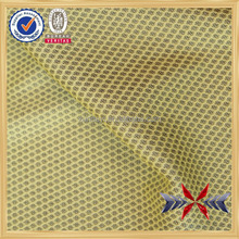 Cation/polyester/spandex LG three-dimensions high elastic soft knit mesh