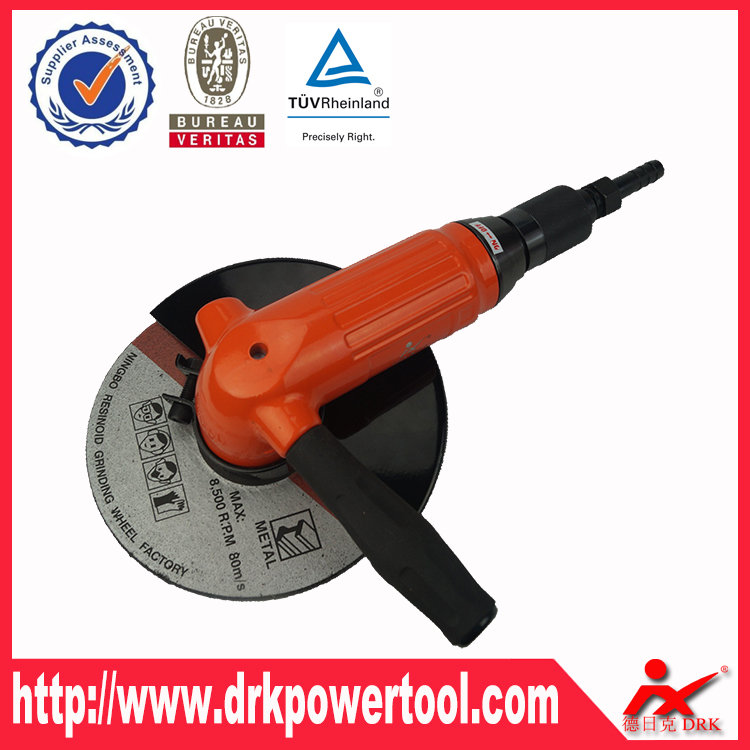 New Product Air Tools 180mm 7 inch Pneumatic Angle Grinder