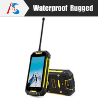 China Best outdoor cell rugged Shockproof Dustproof Waterproof Phone snopow M9 4.5 inch android