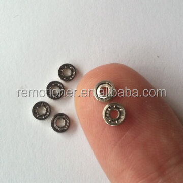 micro miniature bearings 681X open 1.5X4X1.2MM