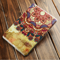 Tablet cute cover and case for Ipadmini TPU leather printing cover