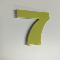 glow in the dark house number ,luminous number