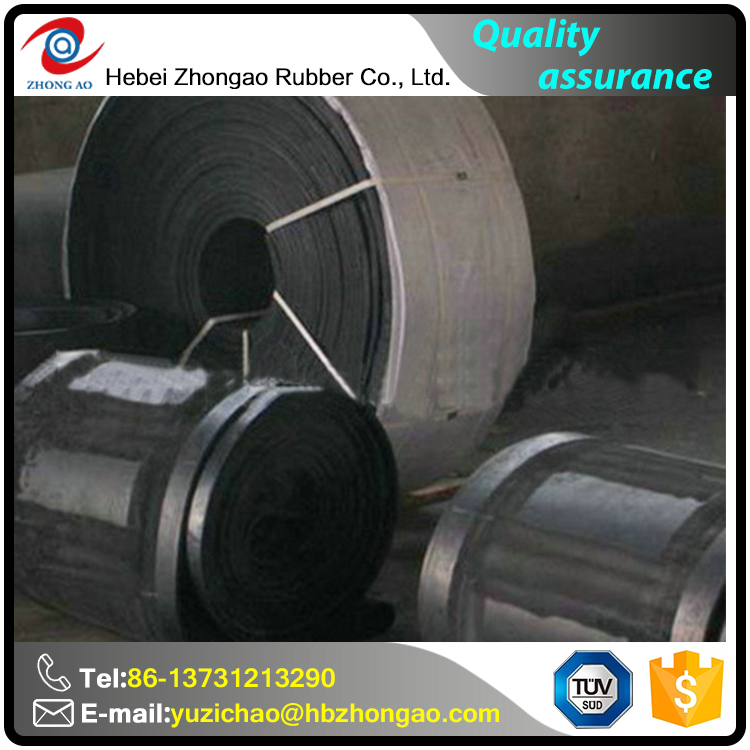 Wholesale Natural Rubber Wear Resistant Scrap Conveyor Belts For Sale