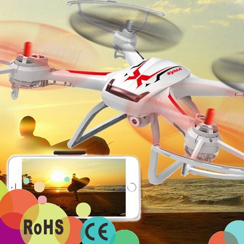 New Coming Syma X54HW FPV Real-time Quadcopter with HD Camera Syma X5HW X5SW Updated Version Syma X54HW Mini Drone