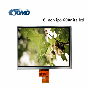 Innolux open cell 8 inch square tft lcd panel