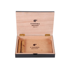 Factory Wholesale Custom BHK Behike 52/54/56 Solid Wooden Cohiba Cigar Box