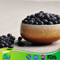 Pharmaceutical Grade black bean peel anthocyanin extract powder