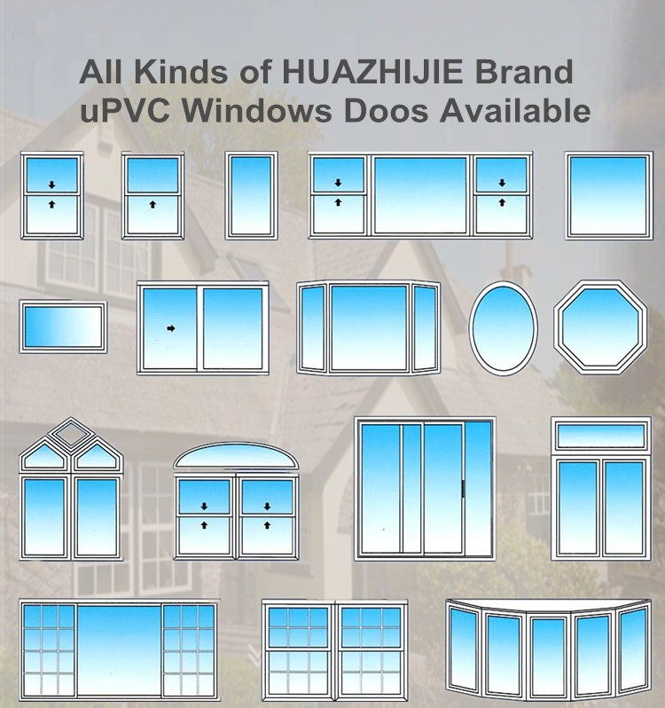 European Window Manufacturers : Quality european style casement and sliding upvc windows