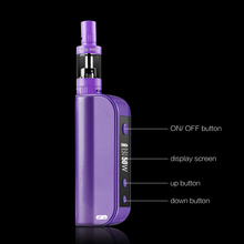 ET50 mods box e-cig quit smoking product 2.5m Fog mini liquid capacity 2200mah 50W e cigarette