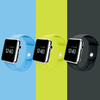 W8 Smart Watch For IOS Android Phone With Heart Rate BT 3.0 MTK 6261 Tracker Wristband