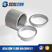 Sic sleeve silicon carbide rings Sic face mechanical seal parts sic seal ring
