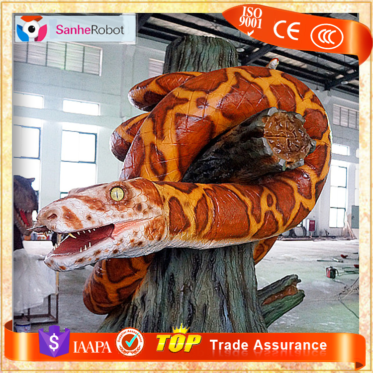 SH-RA202 Simulation Life-size Robotic Snake for Sale