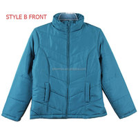Thick Padded Jacket Coat Overstock, coat Inventory. closeout ladies jacket, 140508