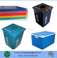 First Class Plastic Corrugated PP Hollow Box