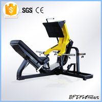 Plate loaded second hand gym equipment for sale/ leg press