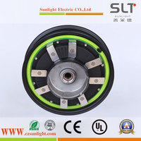 "CE-Approved 10"" 48V 1200W Brushless Electric Bicycle Hub Motor"