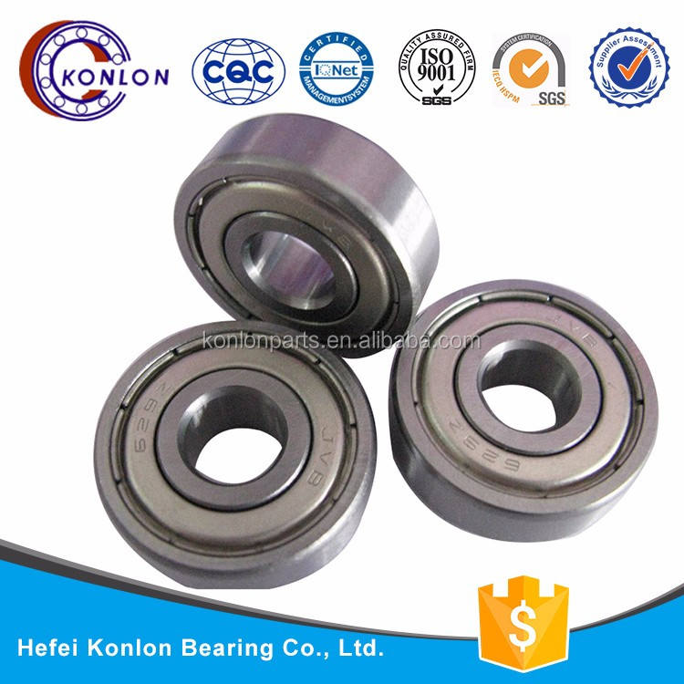 6202 Professional design Good quality Deep Groove Ball motorcycle bearing