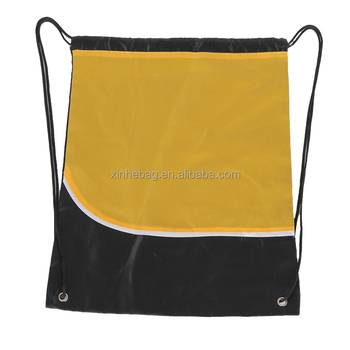 Unique outdoor polyester foldable shopping bag