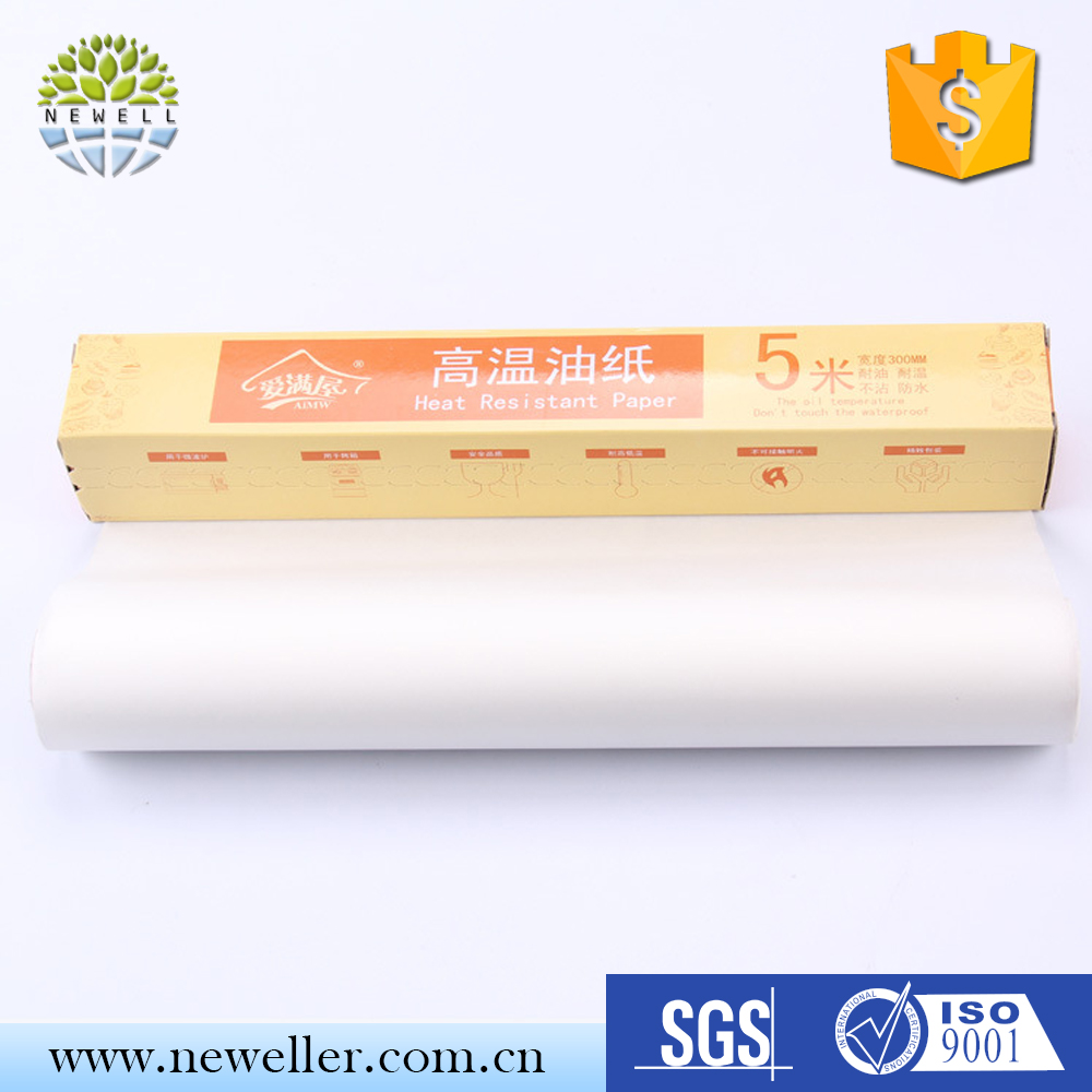 4 color printing multi-use 30 gsm paper for multi-bake