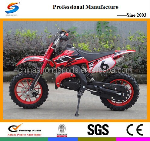 Hot sell motorcycles for sale in kenya for kids,49cc Mini Dirt Bike DB008