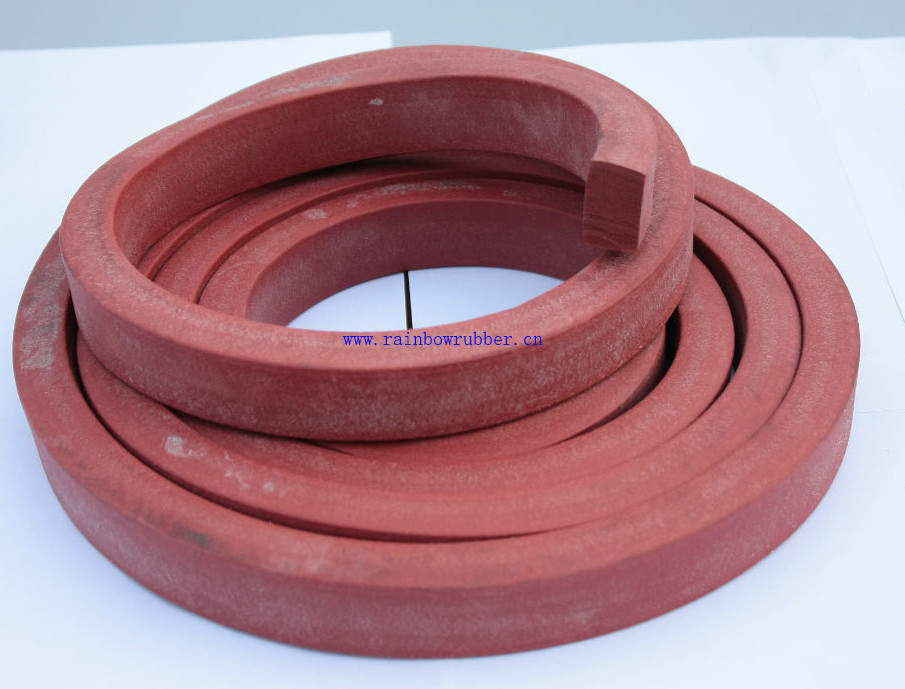 Chemical Resistant Rubber Strip Applied Waterstop