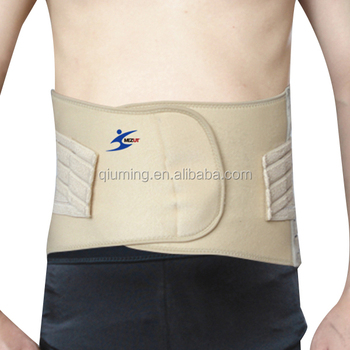 World best selling products elastic abdomina waist support band