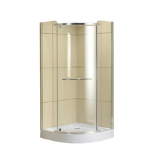 shower pivot door,glass room with hinge,cabine de douche