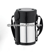 THERMOS 750ML 1000ML Thermos Insulated Square Thermo Food Container