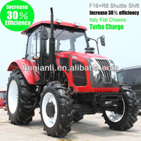 100hp 4wd tractor supply store with competitive price