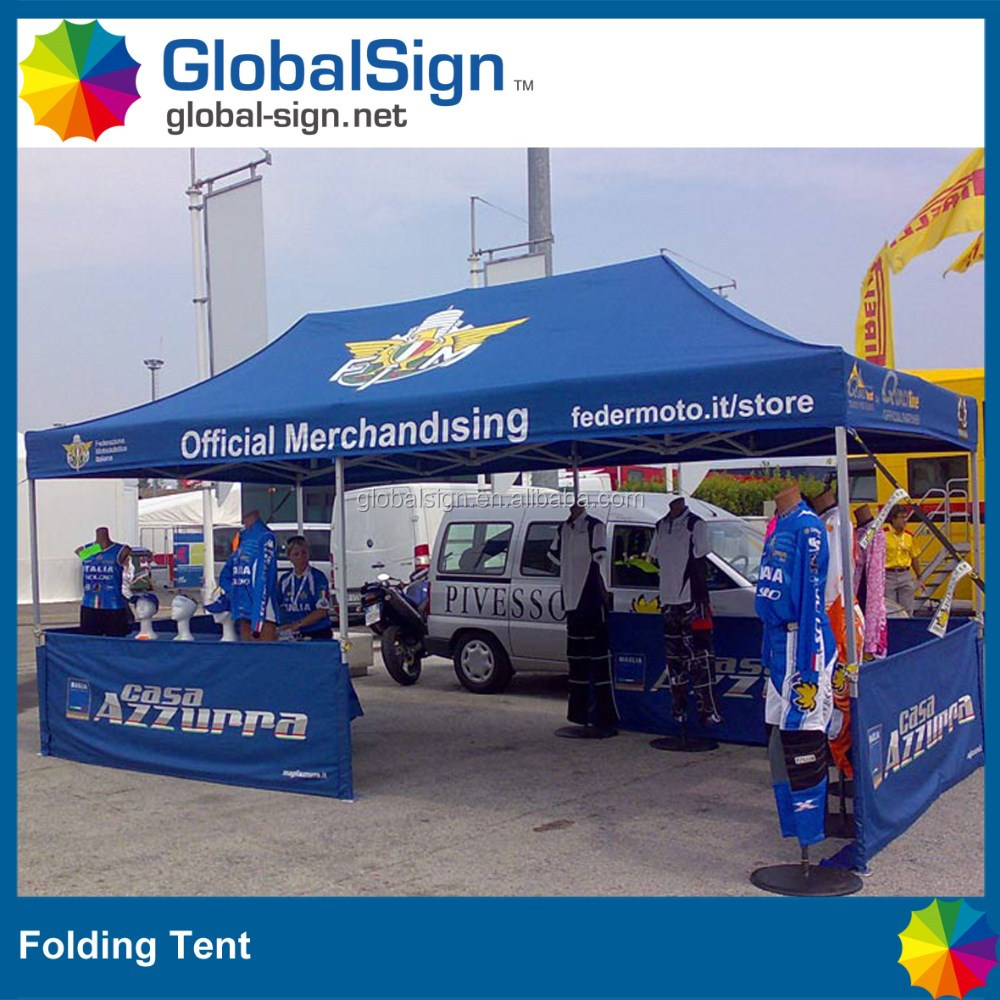 Aluminum Folding Gazebo