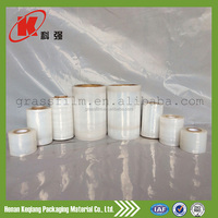 Blow Molding Processing Type and Moisture Proof Feature lldpe mini stretch film made in China