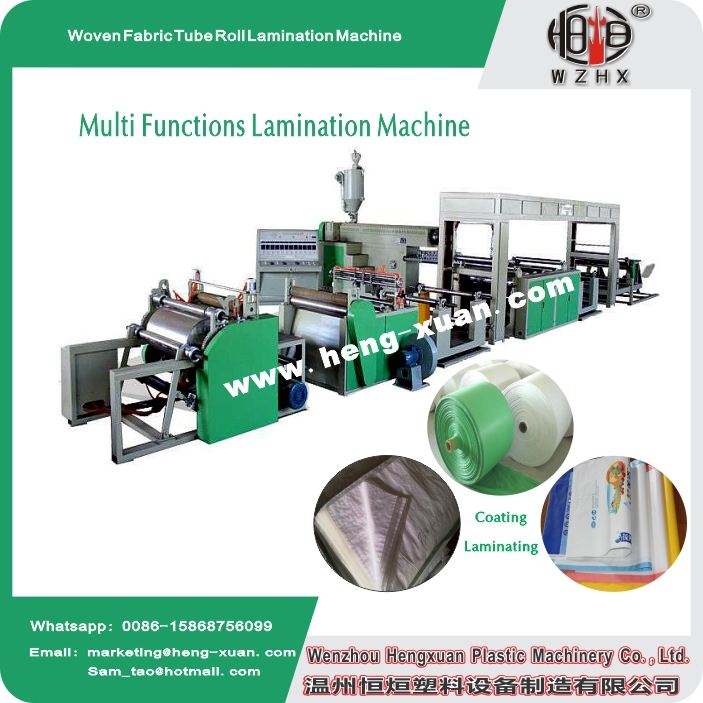 Factory wholesale Plastic seed bag bopp film lamination machine of Bottom Price