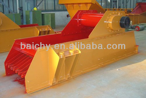 New Model Vibration Pan Feeder for Stone Quarry Plant