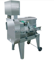 Industrial multifunctional vegetable&meat slicer machine