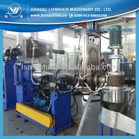 High Quality waste rigid plastic pelletizing system