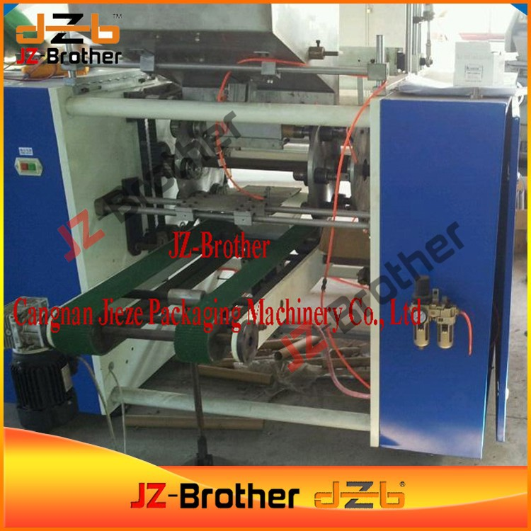 Automatic Kitchen Foil Rewinding Machine Newest Type