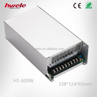 HS-600W LED driver with high warranty CE ROHS KC approved