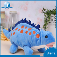 Cute plush animal shaped pencil case
