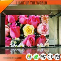 Full Color HD LED Display Screen P6 P5 P4 P3 P2 / Indoor LED Video p2mm Display