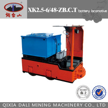 CTY2. 5 explosion-proof tunnel locomotive