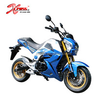 Chinese Cheap Mini Racing Motorcycle For Kids Mini Sports Motorcycle 125cc For Sale MSX125