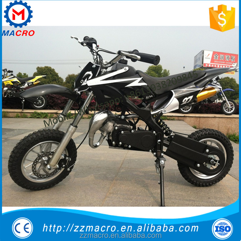 49cc kids motorcycle 2 stroke 49cc mini gas kids dirt bike for cheap sale