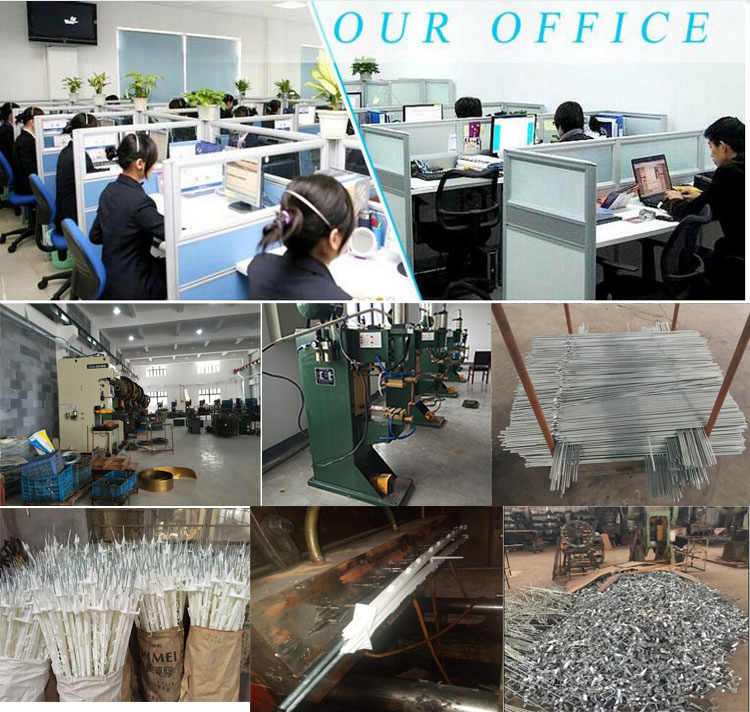 Wuxi Lydite Steel U post T- post for Specification custom